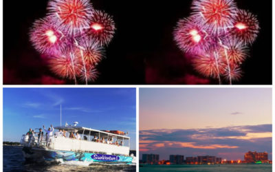 Destin Fireworks & Harbor Cruises