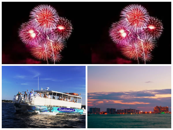 Things to Do in Destin | SunVenture Cruises