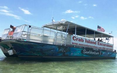 Beaches & Boats | Cruising Through Memorial Day | Crab Island
