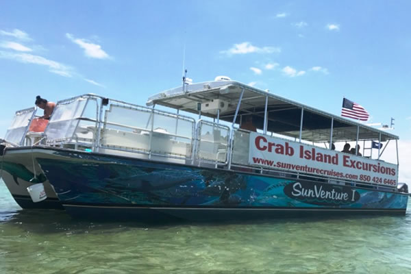 Beaches & Boats | Cruising Through Memorial Day | Crab Island