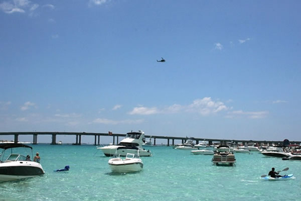 What to do in Destin for 4th of July