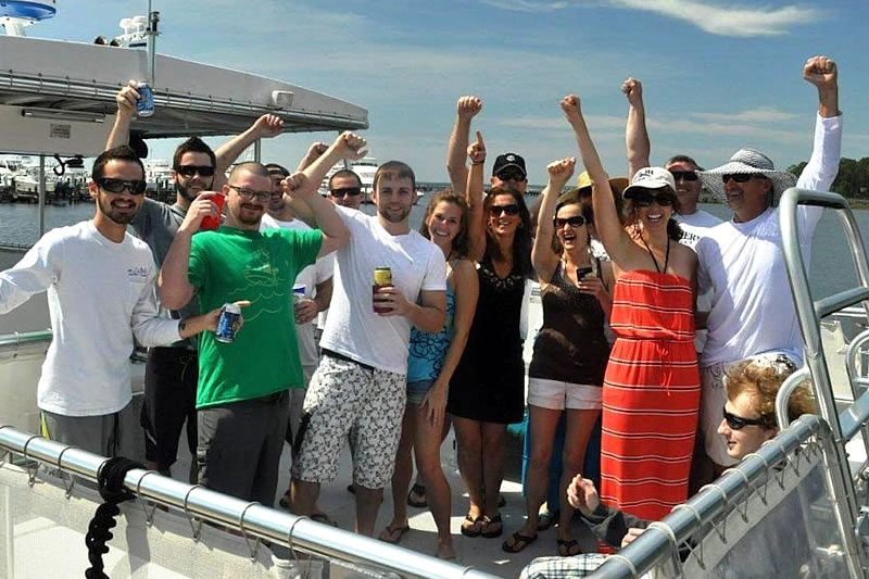 Private Cruises in Destin Florida for All Occasions
