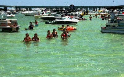 Memorial Day Weekend in Destin Fla | SunVenture Cruises