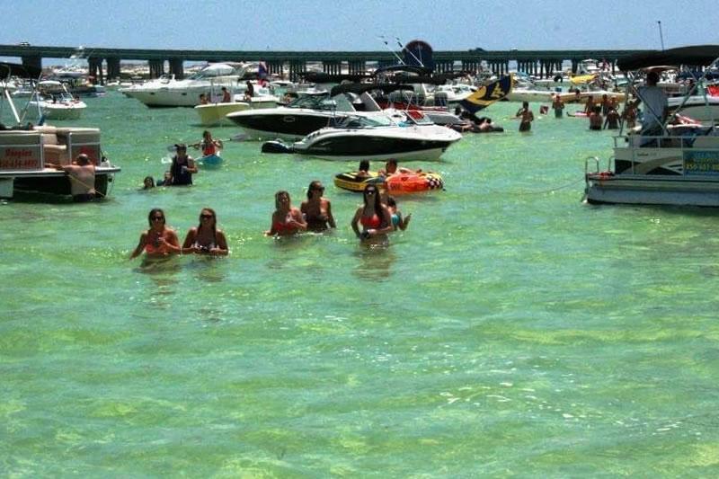 Memorial Day Weekend in Destin Fla   SunVenture Cruises