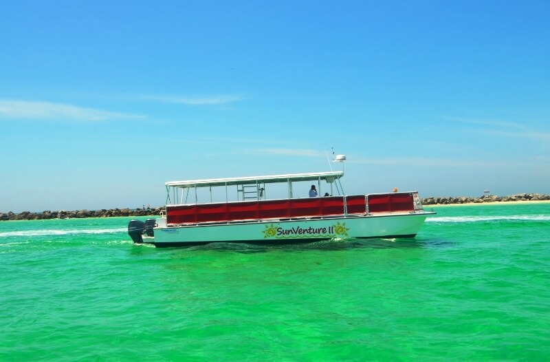 Celebrate Labor Day in Destin with SunVenture Cruises