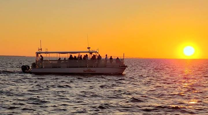 destin florida dolphin sunset cruises svc I