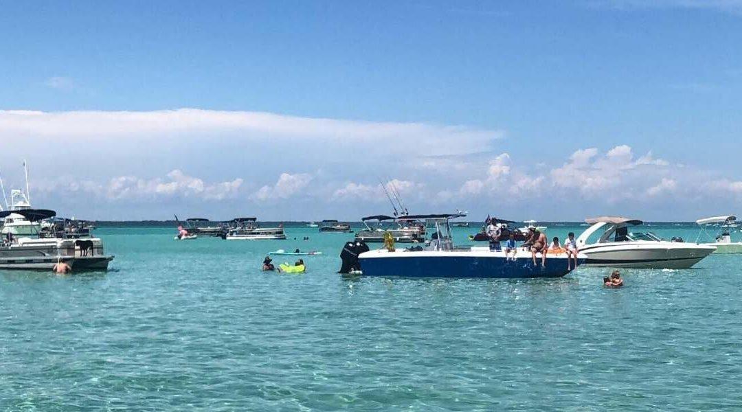What's New at Crab Island 2020 - Sunventure Cruises
